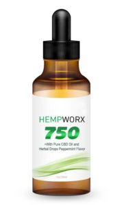 Hempworx Hemp Oil