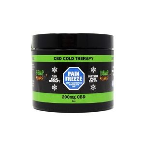 Hemp Bombs CBD Pain Freeze
