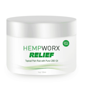 Hempworx CBD Topical Creams