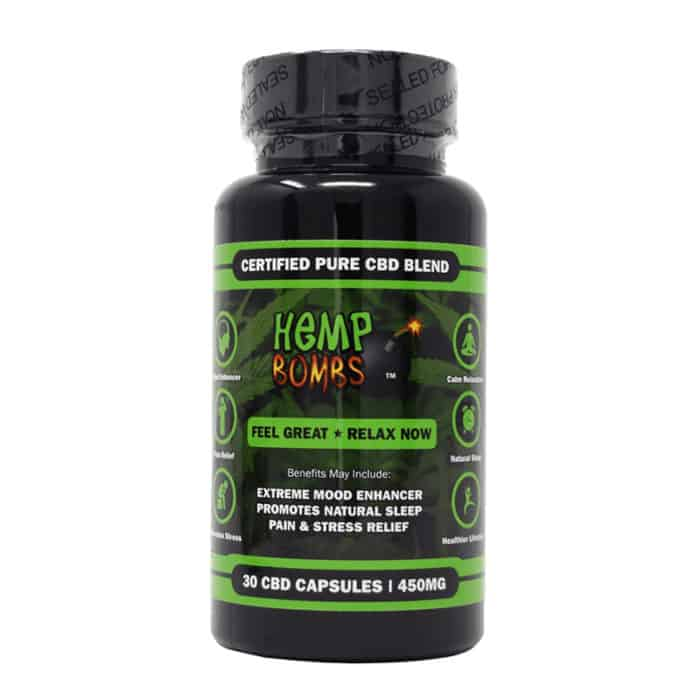 Hemp Bombs CBD Review