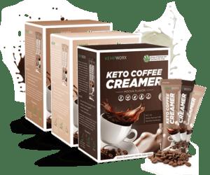 Hempworx CBD Keto Coffee Creamers