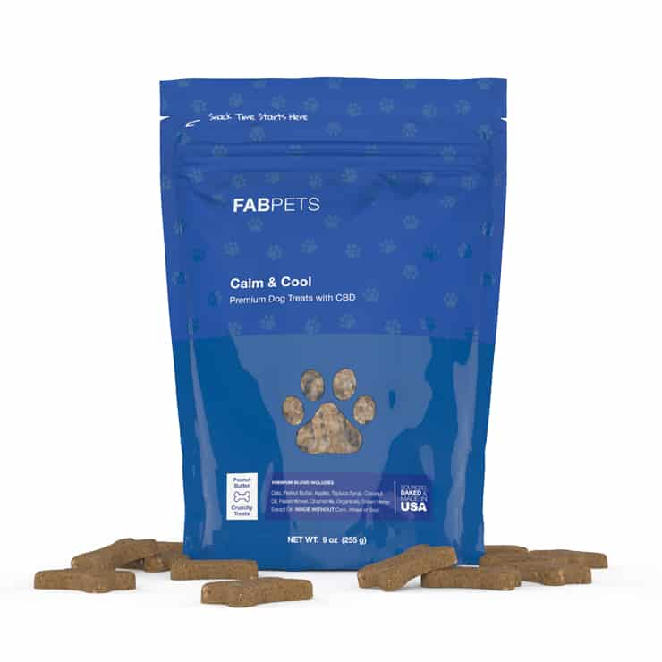 FAB CBD Treats for dogs