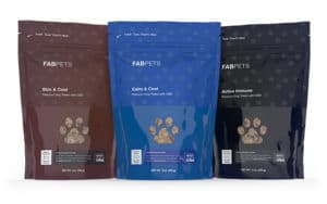 FAB CBD Crunchy Dog Treats