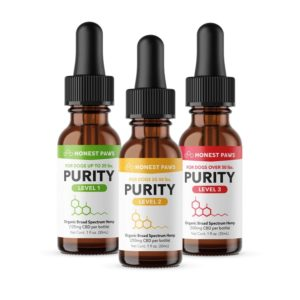 Honest Paws Pet CBD Oil