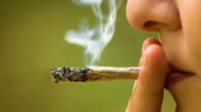 Does marijuana cause cancer