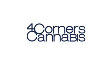 4corners Cannabis Logo