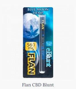 Blue Moon Hemp Vape Pen