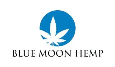 blue moon hemp logo