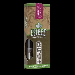 Cheef Botanicals CBD Vape Cartridges
