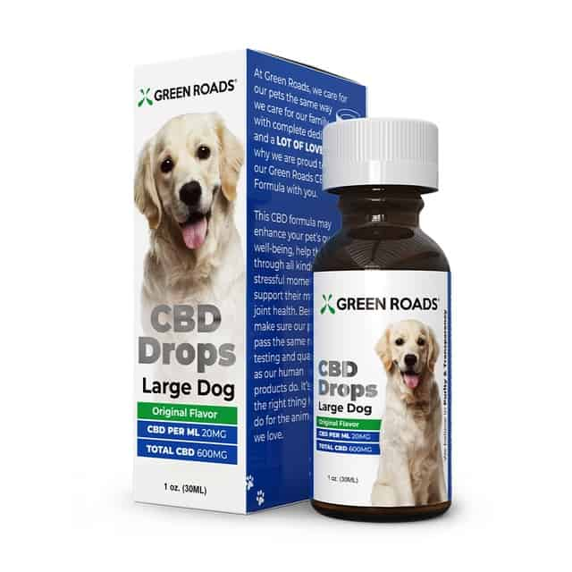 green roads cbd for dogs