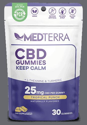 Medterra CBD Gummies ($39.99)