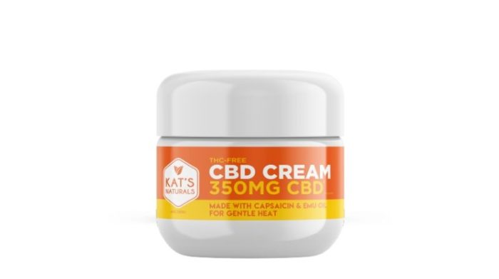 CBD Cream w_Capsaicin