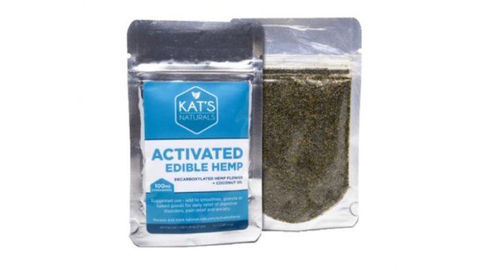 Kat's Naturals Activated Hemp
