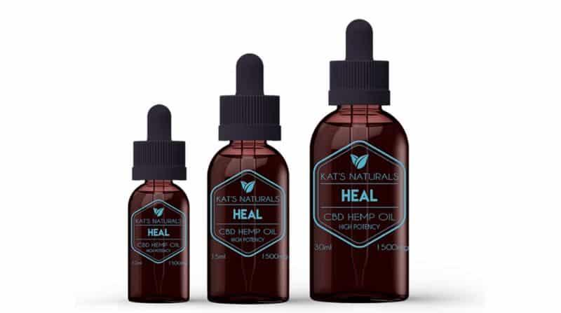 Kat's Naturals Organic CBD Oils – Broad Spectrum