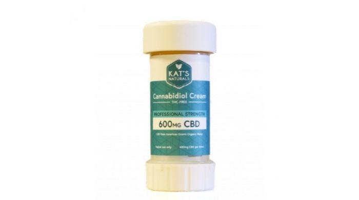 Professional CBD Cream