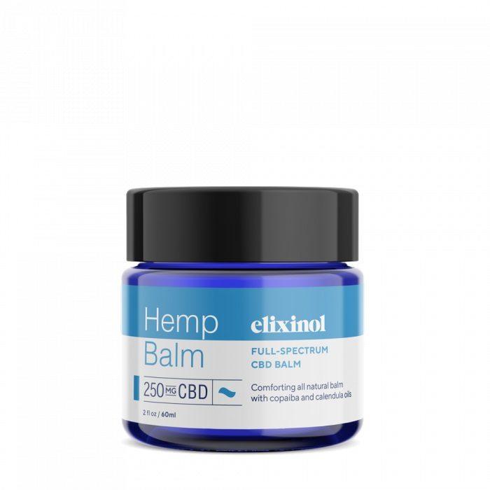 Elixinol CBD Oil Review