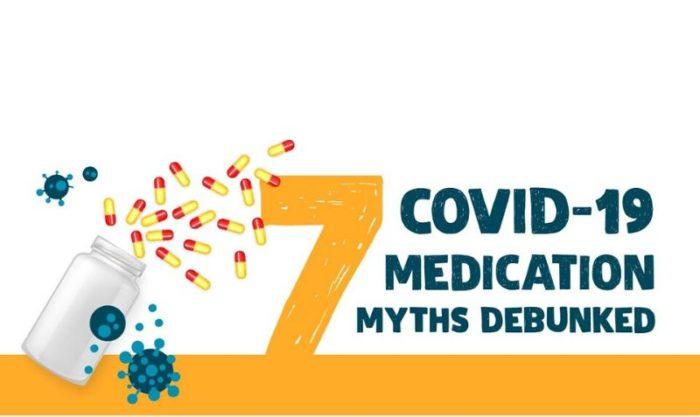 7 COVID-19 Medication Myths Debunked (You should NEVER do #2)