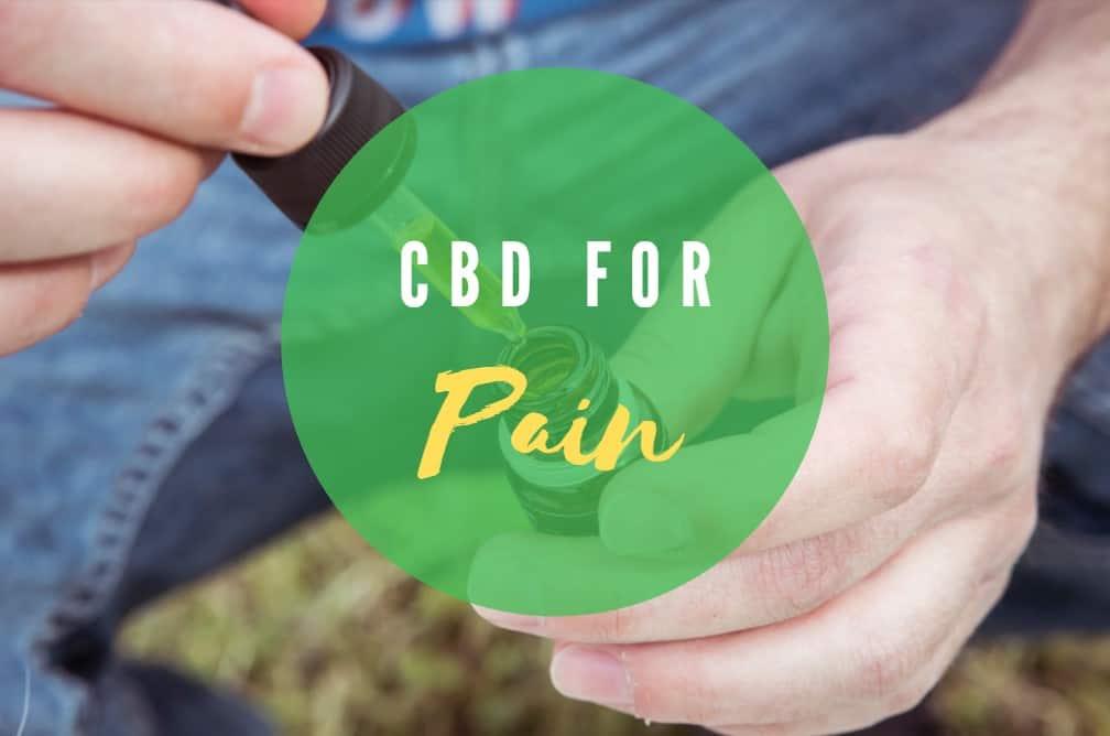 CBD for Pain: 2020 Study of 1453 U.S CBD Consumers