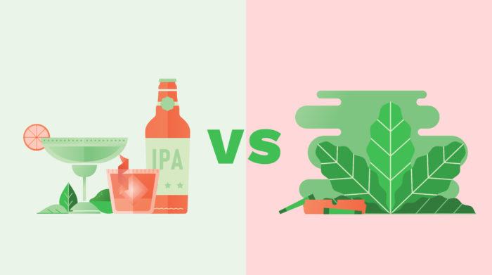 weed vs alcohol americanmarijuana 1