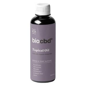 Bio CBD Muscle and Joint Relief Topical Oil