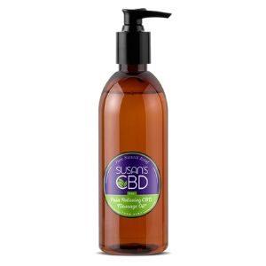 Susan's CBD Massage Oil