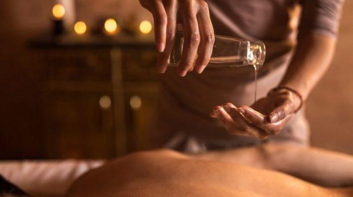 best cbd massage oil