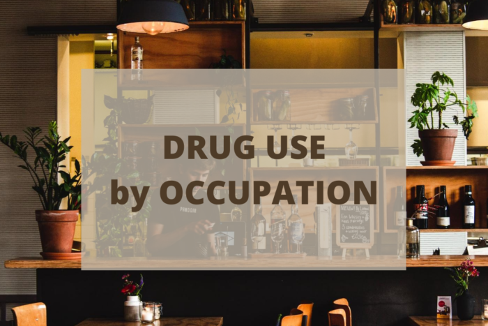 drug use by occupation