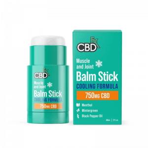 CBDfx CBD Balm Stick Muscle And Joint