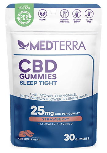 Medterra Sleep Tight Gummies