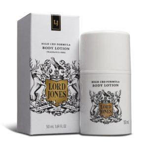 Lord Jones High CBD Pain & Wellness Body Cream