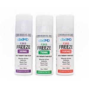 CbdMD CBD Freeze