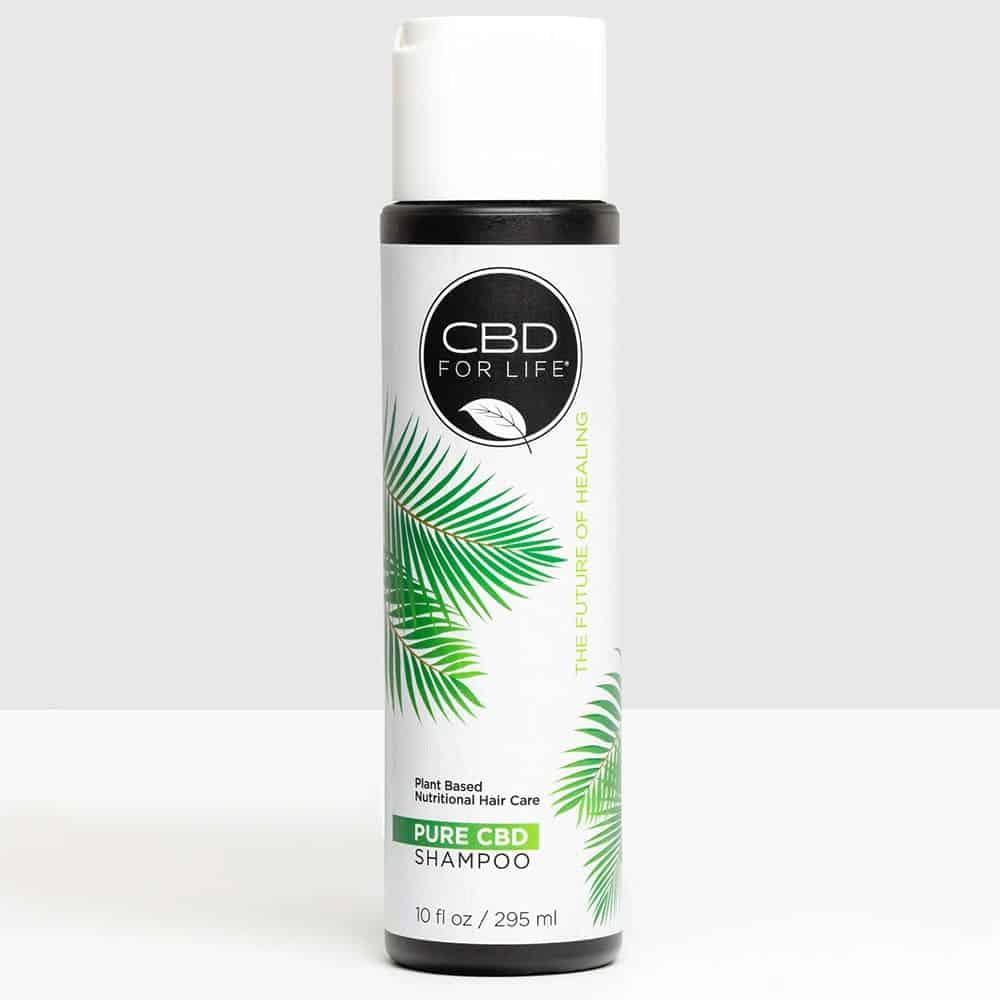 Pure CBD Shampoo by CBD For Life