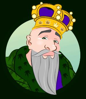 crop king seedbank logo