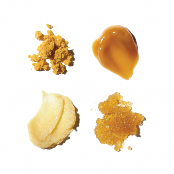 various concentrates for weed vape pens