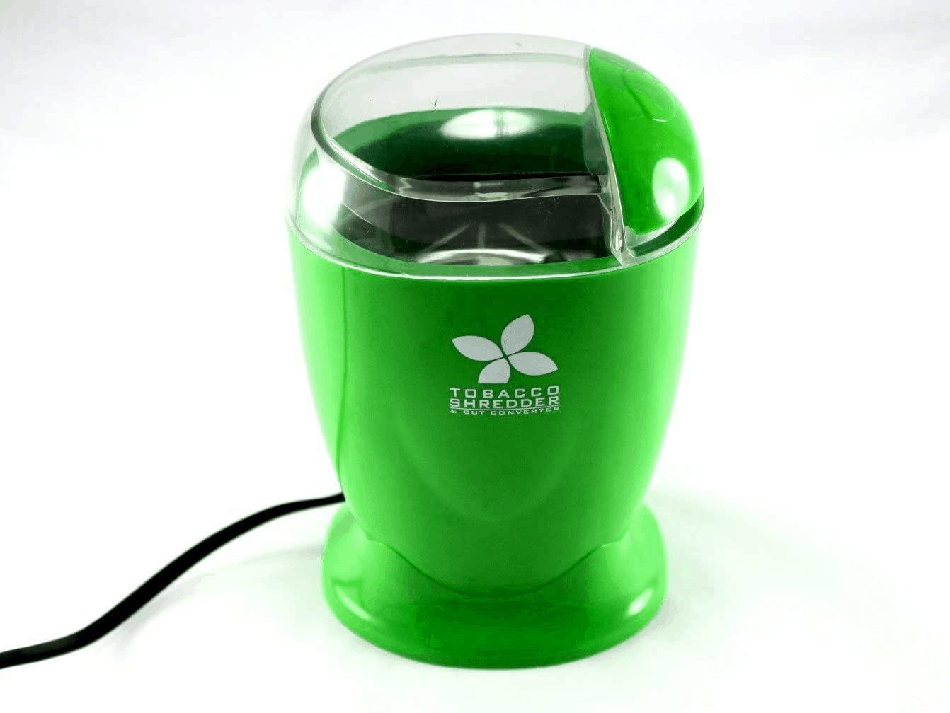 Electric Tobacco Shredder
