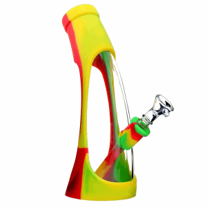 Silicone and Glass Water Horn