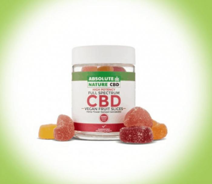 Absolute Nature CBD Gummies