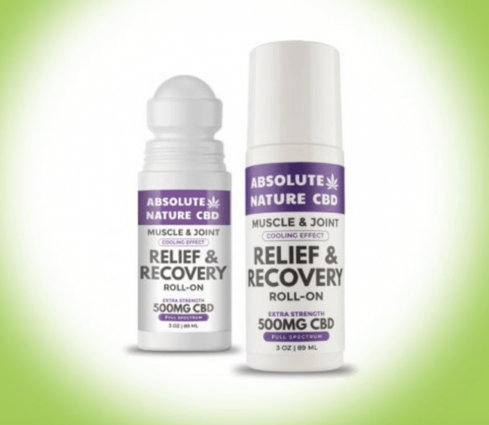 Absolute Nature CBD Topicals