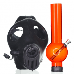 Quarantine Gas Mask from the Daily High Club