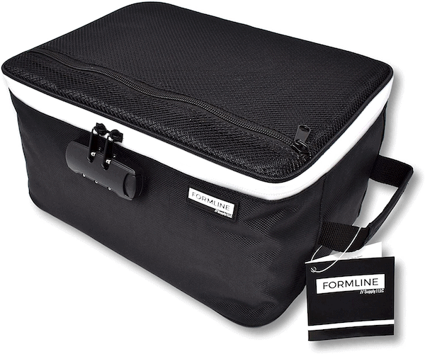 Formline Extra Large Smell Proof Case