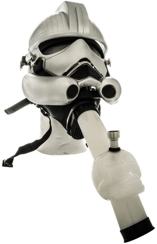 Storm Trooper Gas Mask by RAD
